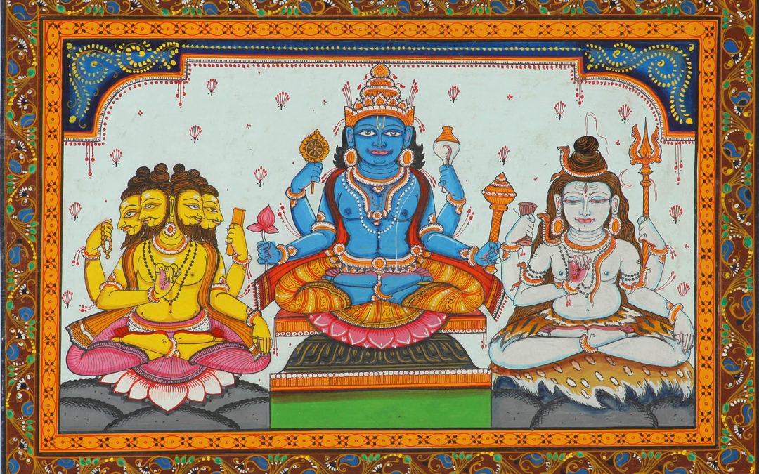 Введение в высшие йоги Парашары